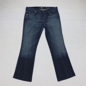Women's 7 for all mankind Flare Jeans